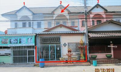 ขาย - ขายถูก! ทาวน์เฮ้าส์ หมู่บ้านแพรมาพร รังสิต -คลอง 11 03-88-04971
