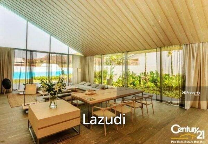 Lazudi Amazing 4 Bed Lagoon frontage Villas