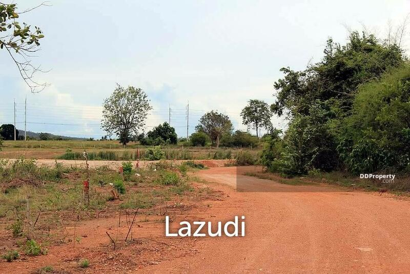 Lazudi Bargain Price 2 Rai of Land - Only 1.3 million baht per plot