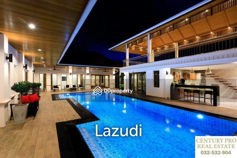 Lazudi HILLSIDE HAMLET 6 : Outstanding 4 Bed Luxury Pool Villa