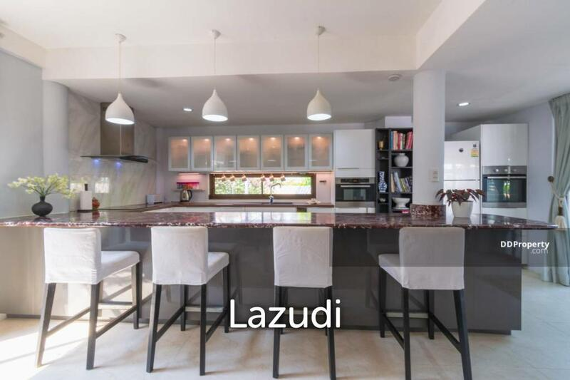 Lazudi ROYAL GARDENS : Beautiful 4 Bed 2 Storey pool villa on a completed Development of Luxury Home