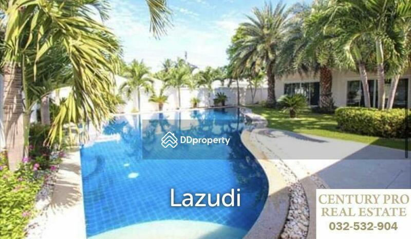 Lazudi THE LEES 1 : Great Value 4 Bed pool Villa