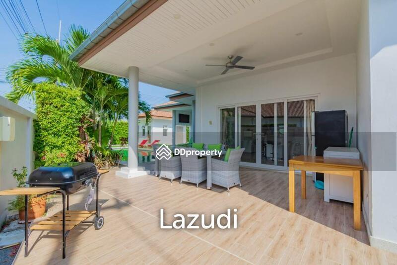 Lazudi MALI RESIDENCES: Great Quality and Price 4 Bed Pool Villa