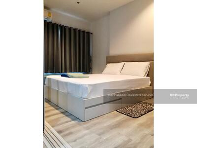 For Rent - To notify the KRE-A4633 CENTRIC SEA code 1 bedroom, 1 bathroom, 35 sq. m. , 4th floor, rent 7, 000 baht @line: 0839258557 Khun Gift