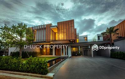 For Sale - For sale modern luxury pool villa in pattaya