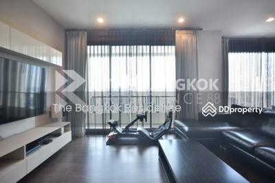 For Rent - Rare Item! ! 35+ High Floor 3 Beds Condo for Rent Near MRT Phetchaburi - Q Asoke @80, 000 Baht/Month
