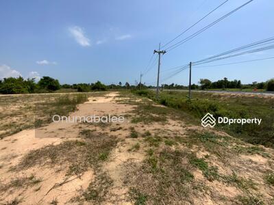 ขาย - ขายด่วนนที่ดินแปลงสวย ติดถนน 2 ไร่ 96. 3 ตรว. จ. ระยอง อ. บ้านฉาง ต. สำนักท้อน