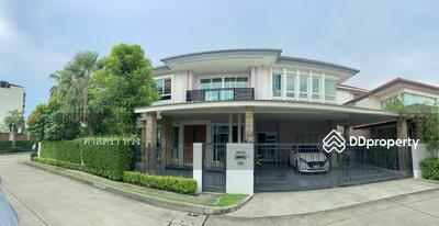 ขาย - ขายราคาพิเศษ Grand Bangkok Boulevard Ramintra (ติดAMORINI) 4นอน5น้ำ 24. 99ล้าน แปลงมุม ฟรีเฟอร์ทั้งหลัง ฟรีโอน เจ้าของขายเอง