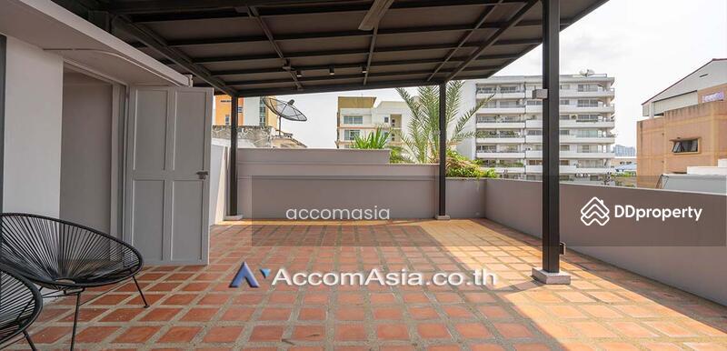 Townhouse 4 Bedroom For Rent & Sale BTS Phra khanong in sukhumvit Bangkok (AA28377) #86118085