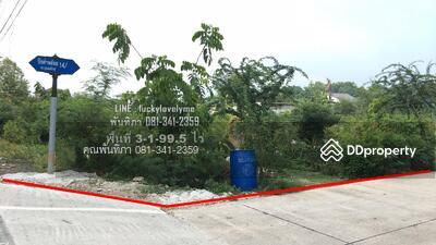 ให้เช่า - ให้เช่าที่ดิน ซ. บึงคำพร้อย14 (บุณยรักษ์) คลอง5 ถ. เลียบคลองห้าฝั่งตะวันออก ปทุมธานี แปลงมุม ติดถนน 2 ด้าน พื้นที่3-1-99. 5ไร่ ใกล้แหล่งชุมชนพักอาศัย
