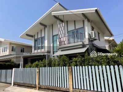 For Rent - ให้เช่า บ้านเดี่ยว พฤกษาปูริ ชานบัว(Pruksapuri Chanbua) บางนา-ตราด กม. 5