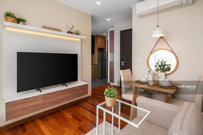 For Rent - ***Special price Fight COVID*** For rent Wish signature midtown siam 1 bed 34 sqm BTS ratchathewi