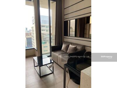 For Rent - For Rent The Esse Asoke 1 Bedroom 1 Bathroom on 28th Floor 37 Sq. m. Fully Furnish Ready to move in Rental Price 25, 000 Baht