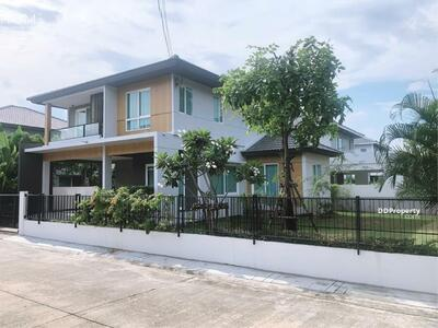 For Sale - หมู่บ้านชัยพฤกษ์ ปิ่นเกล้า-กาญจนาฯ / 4 Bedrooms (FOR SALE) ST372   13785