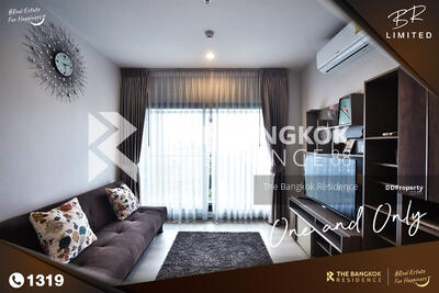 For Sale - Flash Deal! Fully Furnished Condo for Sale Near BTS Phra Khanong - Life Sukhumvit 48 @4. 26MB