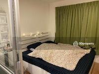ขาย - ขายพร้อมผู้เช่า ((ห้องมุม*ชั้น 20 ตึก C)) คอนโด ลุมพินี เมกะซิตี้ บางนา  26. 5 ตรม. ภัทร 093-5462979