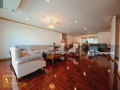 ให้เช่า - 3 Bed Apartment For Rent in Asoke BR0506AP