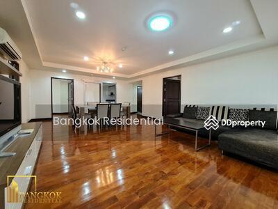 ให้เช่า - 3 Bed Apartment For Rent in Asoke BR0703AP