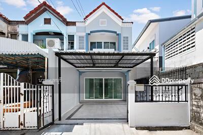 ขาย - บ้านมือสองตกแต่งใหม่ หมู่บ้านศศิกานต์ เมืองใหม่ดอนเมือง  แปลงมุม สวย พร้อมอยู่