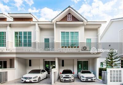 ขาย - บ้านแฝดแยก พรีเมี่ยมทาวน์โฮม2ชั้น ทำเลคุณภาพใจกลางบางแสน