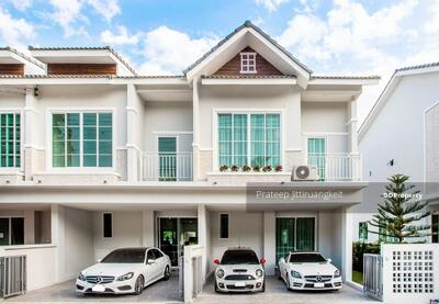 For Sale - บ้านแฝดแยก & พรีเมี่ยมทาวน์โฮม2ชั้น ทำเลคุณภาพใจกลางบางแสน
