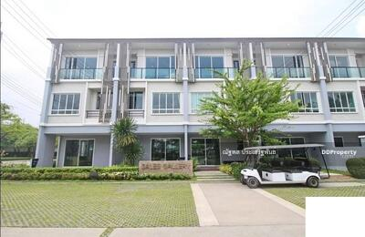 For Rent - Townhome The Plant Citi next to Muang Thong intersection for rent