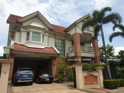 For Sale - บ้านเดี่ยว 2 ชั้น 210 ตร. ว. หมู่บ้านลัดดารมย์ ปิ่นเกล้า ถนนกาญจนาภิเษก (JN 001)