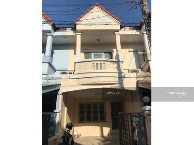 For Sale - Townhouse for sale only 1. 45 Mthb take only 10 min to MRT Bangplu