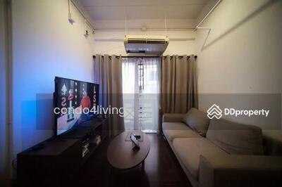 For Sale - (G157) ขายห้อง Baan Suan Sue Trong ขนาด 63 2ห้องนอน 1ห้องน้ำ เฟอร์ครบ