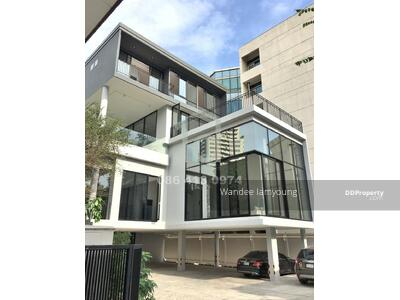For Sale - 3 bed Luxury modern house sale in Sukhumvit 49 near BTS Thong Lo