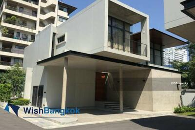 For Rent - Pool Villa house in private project in Phromphong 4 bed  for rent  270K