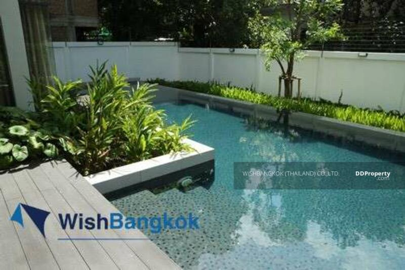 Pool Villa for rent in Phromphong #86384505