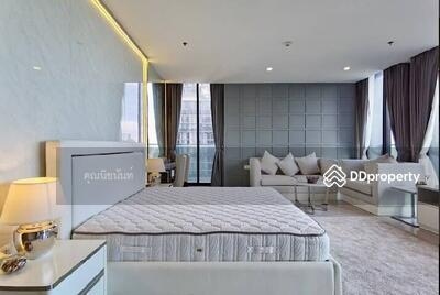 ขาย - POJ 211 ให้เช่าห้องใหม่ Noble เพลินจิต ห้อง Duplex ตกแต่งครบ