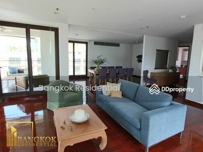 ให้เช่า - 4 Bed Apartment For Rent in Surasak BR0527AP
