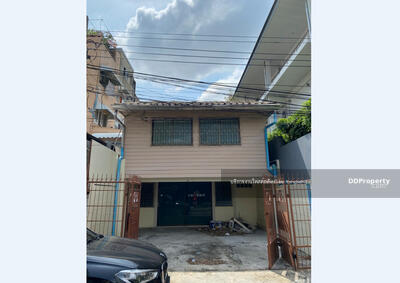 For Sale - (เจ้าของ) ขายบ้านเดี่ยว 2 ชั้น พร้อมที่ดิน ซอยประชาอุทิศ 10 ใกล้ MRT ห้วยขวาง เนื้อที่ 26 ตร. วา ทำเลดีเยี่ยม