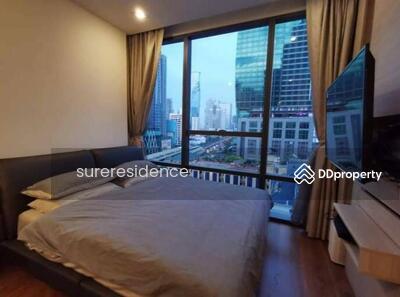 For Sale - 3348-A SELL ขาย 1  ห้องนอน The Bangkok Sathorn O88-7984117