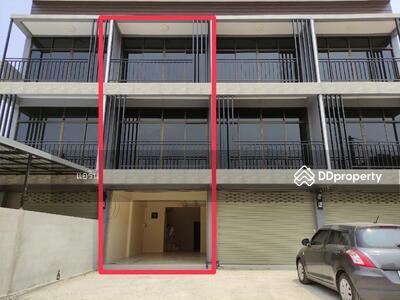 ให้เช่า - 9A3MG0253 ให้เช่าอาคารพาณิชย์  3 ชั้น อาคารหน้ากว้าง 4 เมตร *  ลึก 15 เมตร  12, 000 บาท/เดือน