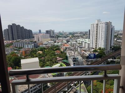 For Sale - For Sell Centric Sukhumvit 64 BTS Udomsuk Highfloor and Nice View