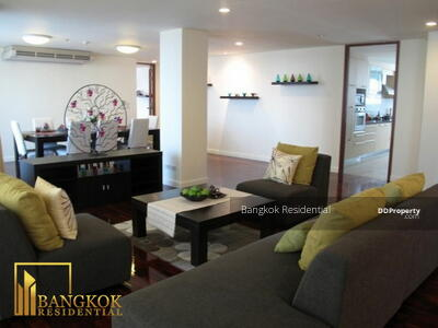 For Rent - 4 Bed Apartment For Rent in Sathorn BR0722AP