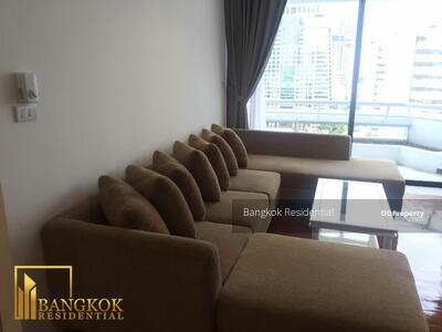 For Rent - 3 Bed Apartment For Rent in Silom BR0739AP