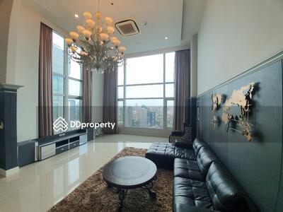 ให้เช่า - คอนโด Circle Living Prototype New Petchburi 4 นอน ชั้นสูง ใกล้ BTS นานา (ID 437837)