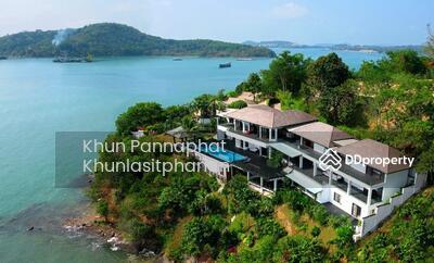 ขาย - ขาย วิลล่าหรู คุณภาพสูง วิวอ่าวไทย 6 ห้องนอน 7 ห้องน้ำ
