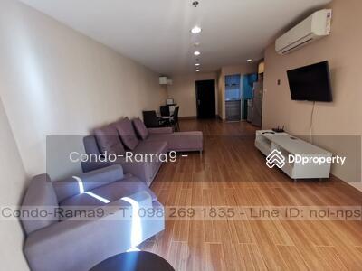 For Rent - RENT ! ! Condo Belle Grand, MRT Rama 9, 3 Beds/2 Baths, Tower A2, Floor 22, 98 sq. m. , Rent 38, 000. -