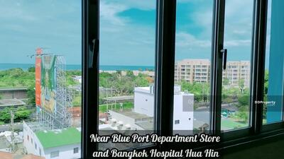 For Rent - Condo for rent Hua Hin sea view, in the city of Hua Hin, 2 bedrooms, 2 bathrooms