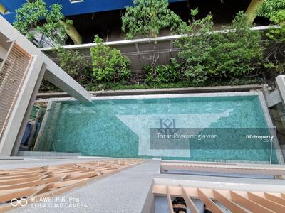 For Sale - HOT DEAL KLASS SIAM 2BED 2BATH 88SQ. M ONLY 157k POOL VIEW BEST PLAN