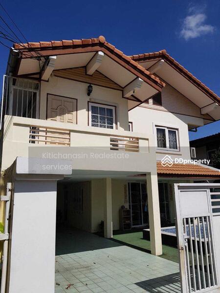 บ้านแฝด ซอยอุดมสุข ทำเลทอง #86638571