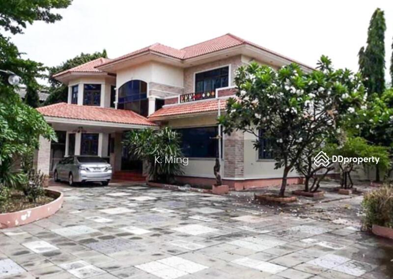 บ้านเดี่ยว ซอยรามอินทรา 38 / Detached House Soi Ramintra 38. #86643881