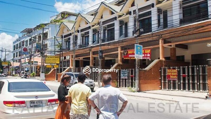 Shop House For Sale In Pratumnak (117965) #86649335
