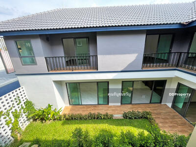 For Sale - CB0061 - Two storey house with 4 bedrooms, 4 toilets. Utility space in 60 sq. w.
