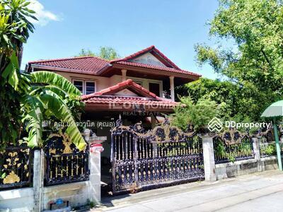 ขาย - ซอยทานตะวัน บ้านริมคลองมหาวงศ์ บ้านเดี่ยว 70 ตร. วา, บางเมืองใหม่, เมือง